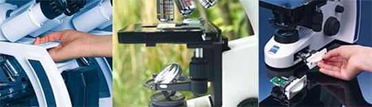 从学习放大观察使用到能按照柯拉方法正确调整显微镜,primo star为