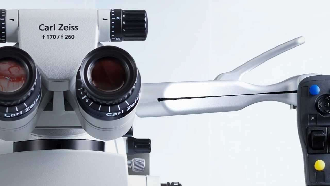 Zeiss Foldable Tube f170/f260