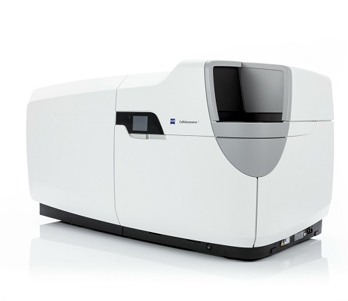 ZEISS Celldiscoverer 7 全自動高階活細胞影像系統